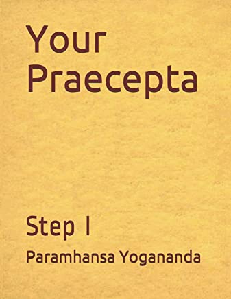 Your Praecepta: Step I