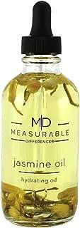 Measurable Difference Jasmine Face & Body Oil, 4 Fluid Ounce