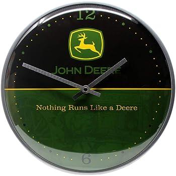 Nostalgic-Art John Deere Grandson//Vieille Horloge Murale