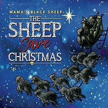 The Sheep Save Christmas