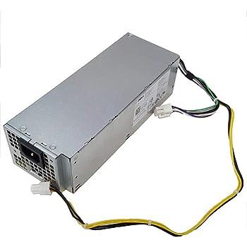 Dell 180W SFF Power Supply RWMNY 5XV5K WYX72 9XD51 4R1KT 3040 5040 7040 GCY55 D3YCN J1J77 D6K0V 9XD51