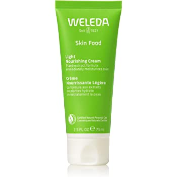 Weleda Skin Food Light, 75 ml Mujeres 75ml, Crema Hidratante