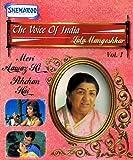 The voice of India. Lata Mangeshkar. vol. 1. Meri Aawaz Hi Pehchan Hai.