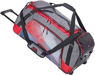 220d7c76c0 BODYPACK Sac de Sport à roulettes Rouge 85L pour Homme ou Femme, Nombreux  Compartiments de