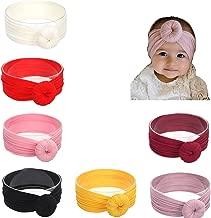 baby bun headband