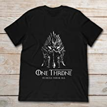 One Throne To Rule Them All Game Of Thrones Lord Of The Rings Parody.