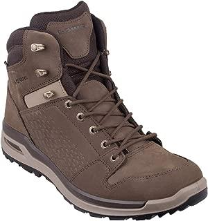 Lowa Mens Locarno GTX Mid Nubuck Fabric Boots