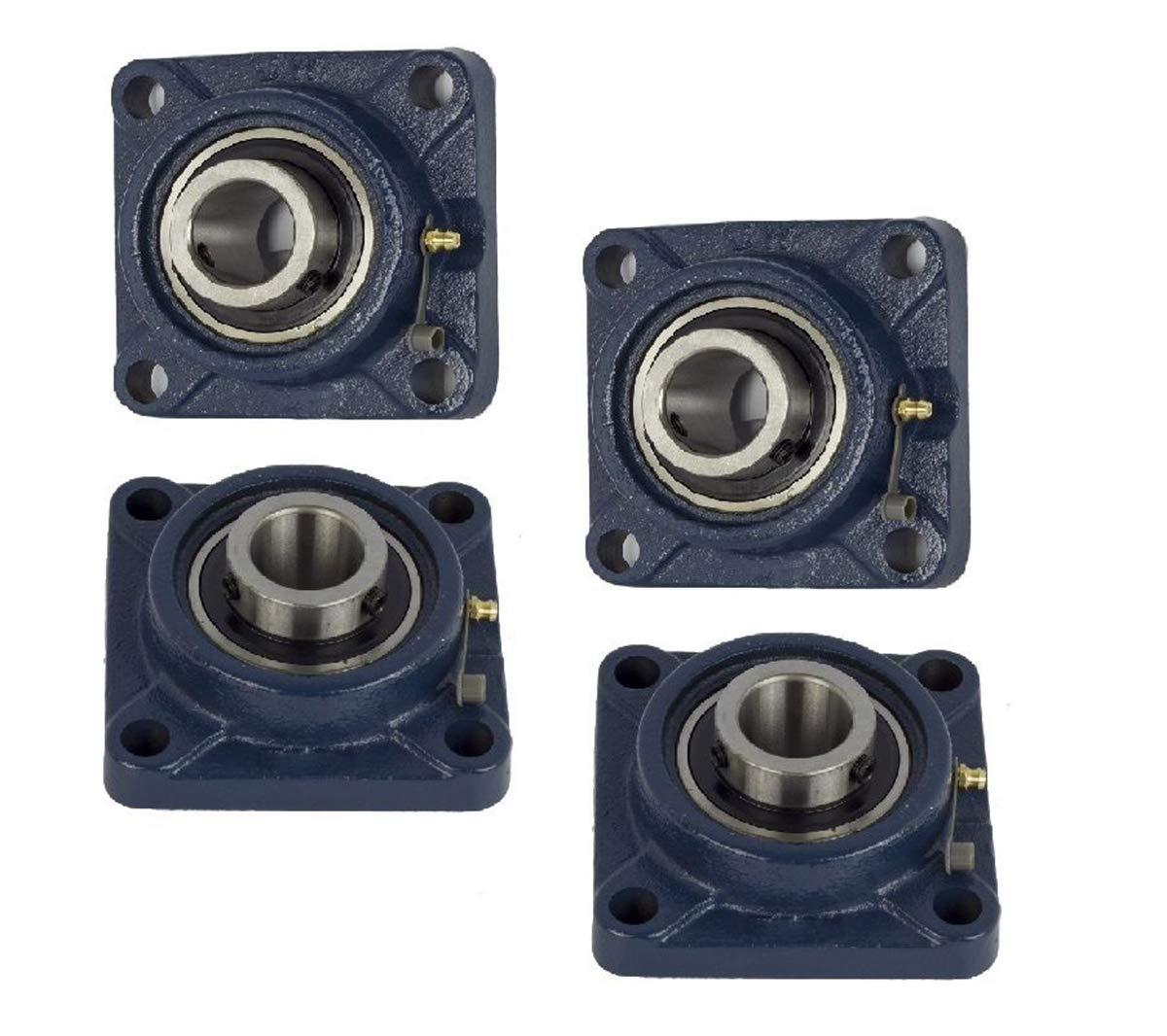 Jeremywell 4 Pieces- Popular products UCF201-8 Pillow Block Popular overseas inch 1 Bearing 2 Size