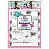 M/M ファミリーカレンダー ファミリー BM12076 1冊