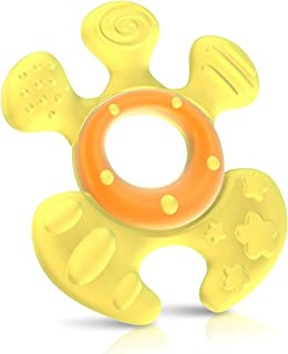 Nuby 67907 Softees Teether, Assorted colors