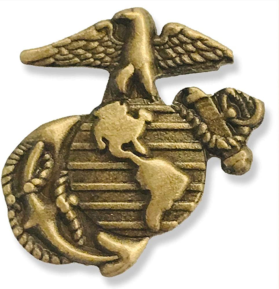 United States Marine Corps Lapel - Pack of 8 Manufacturer OFFicial Manufacturer OFFicial shop shop Pin