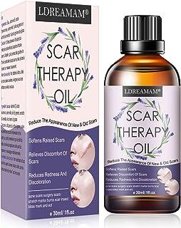 Cicatrices TratamientoCicatrices SerumGel Crema para CicatricesAceite para cicatrices de LavandaCicatrices Reparación ...