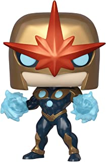 Funko Pop! Marvel: Nova Prime Vinyl Figure, Multicolor
