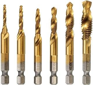 Migiwata Titanium Coated High Speed Steel 6542 (M2) Metric 1/4