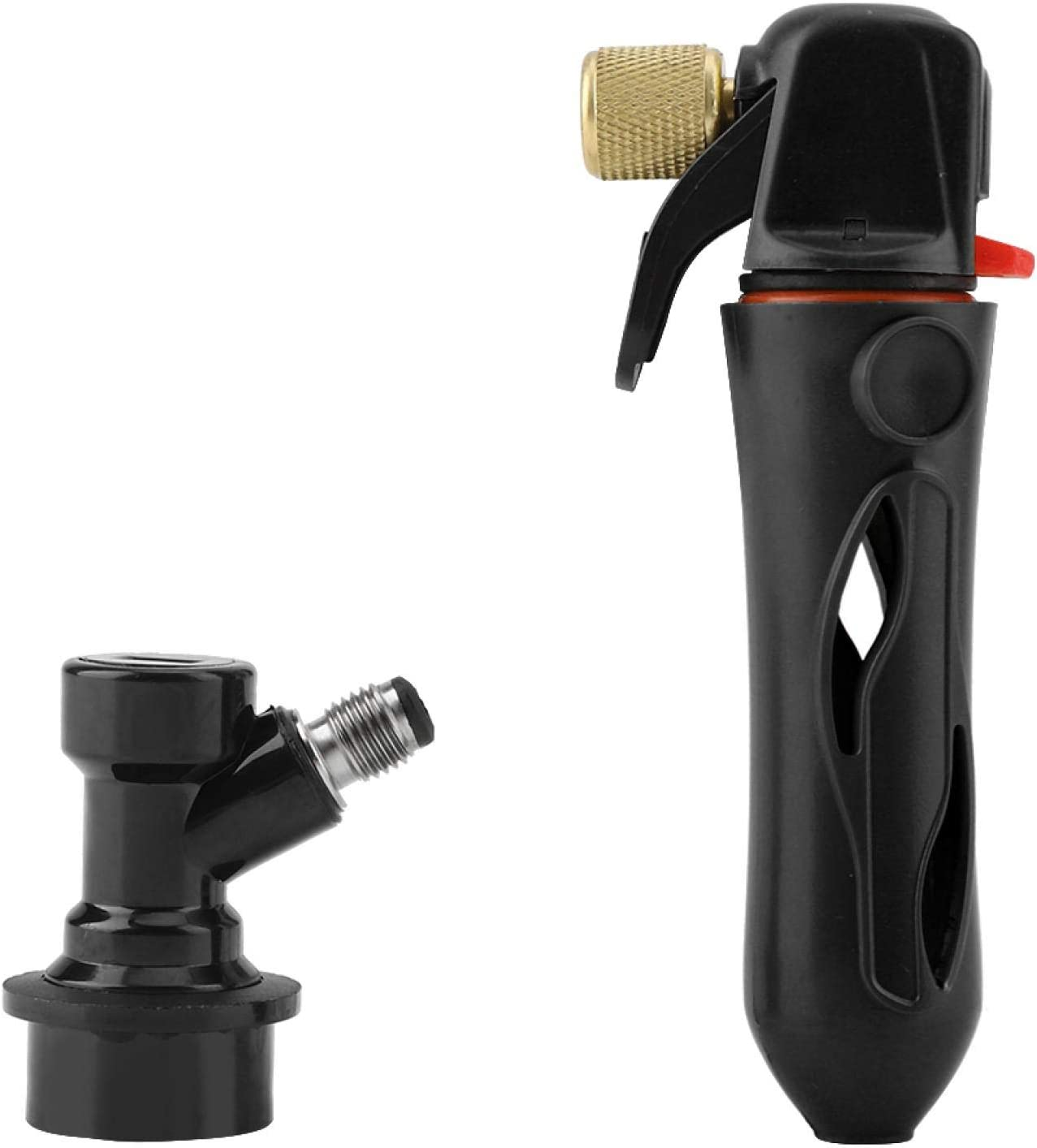 Home Brew Keg Charger Low price Injector CO2 Portable Handheld Max 41% OFF