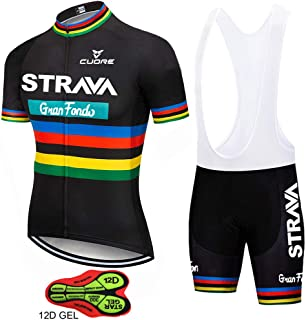 Bicycle Team Clothing Padded Shorts Cycling Sets Outdoor Sports Bike Suit W7X4