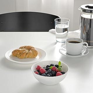 IKEA 404.586.00 FAVORISERA 12 Piece Dinnerware Set, White