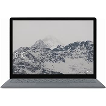 """Microsoft - Surface 13.5"""" Touchscreen Laptop :Intel Core m3-7Y30, 4GB Memory,128GB Solid State Drive ,Windows 10 S,Platinum"""