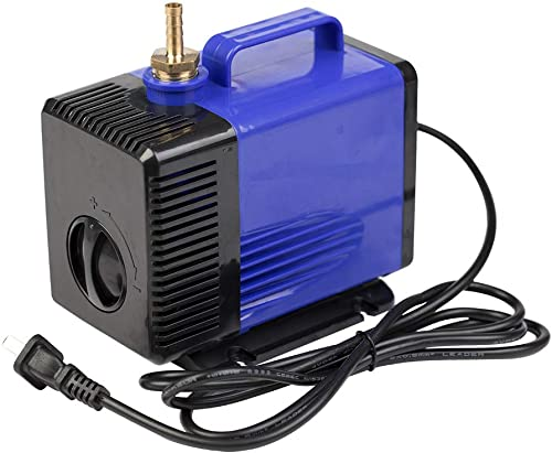 new arrival Submersible Water 2021 Pump 95W 4.5M 4500L/H IPX8 220V for CO2 Laser high quality Engraving Cutting Machine(220V) outlet online sale