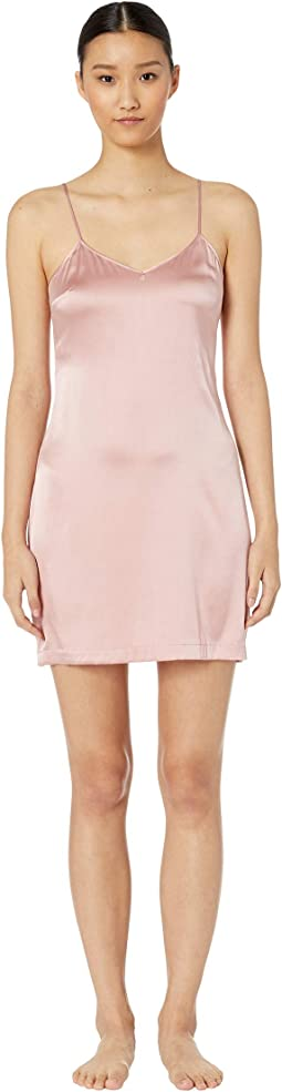 Silk Reward Short Slip Dress