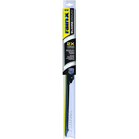 Silblade RB112-E Black Silicone Exact Fitment Rear Wiper Blade 12 Pack of 1