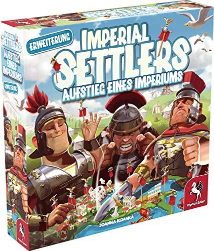 Pegasus Spiele 51979G - Imperial Settlers: Aufstieg eines Imperiums [Erweiterung]
