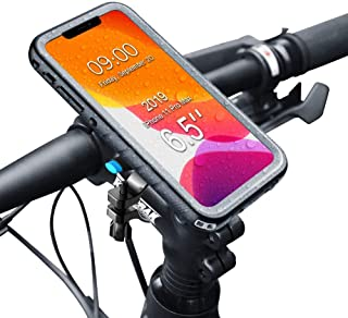 comprar comparacion SPORTLINK Soporte Movil Bicicleta para iPhone 11 Pro MAX - Soporte Moto & Funda Impermeable iPhone 11 Pro MAX, Porta Bike ...