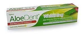 Aloedent Toothpaste Whitening With Fluoride 100ml