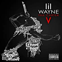 United Mart Poster Tha Carter 5 Concept Album Cover Lil Wayne Poster Size 12 x 18 Inch Rolled Poster