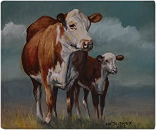 hereford cow gifts