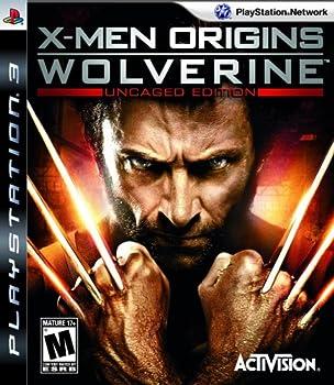 X-Men Origins  Wolverine - Uncaged Edition - Playstation 3