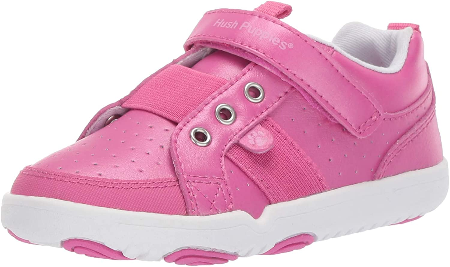 Hush Puppies Unisex-Child Excellence Jesse Brand new Sneaker