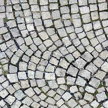 dollshouse cobble stones x 2