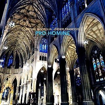 Pro Homine (feat. Thomas Baeté , Jan Van Outryve & Utopia Ensemble)