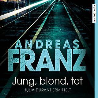 Jung, blond, tot Titelbild