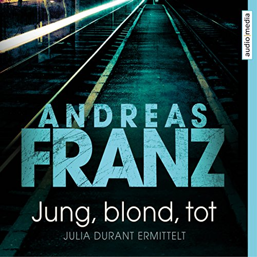 Jung, blond, tot audiobook cover art