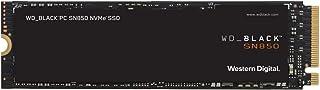 Western Digital ウエスタンデジタル SN850 500GB PCIe Gen4 NVMe (読取り最大 7,000MB/秒) 内蔵SSD WDS500G1X0E-EC 【国内正規代理店品】