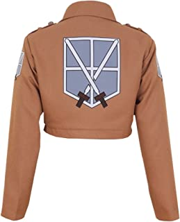 attack on titan training corps jacket