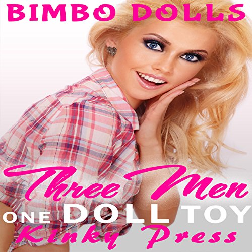 Three Men One Doll Toy audiobook cover art