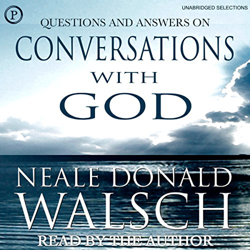 Questions and Answers on Conversations with God audiobook cover art