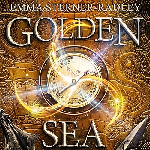 Golden Sea Audiobook By Emma Sterner-Radley cover art