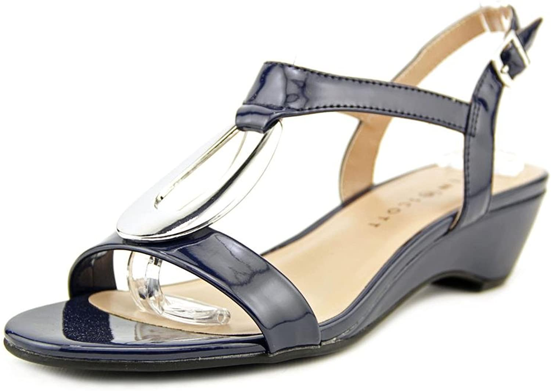 Karen Scott Carmeyy Women US 9 bluee Wedge Sandal