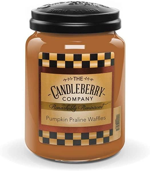 Candleberry Pumpkin Praline Waffles 26 Oz