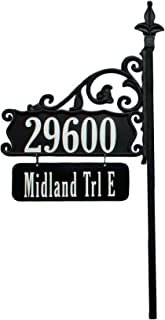 Address America Yard Sign [Custom 4