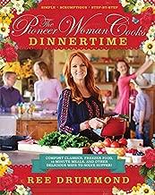 The Pioneer Woman والطهاة: dinnertime–الراحة كلاسيكية ، المجمد ، تيشيرت مطبوع عليه 16-minute وجبات الطعام ، وحفلات العشاء والمناسبات الأخرى لذيذة طرق لحلها