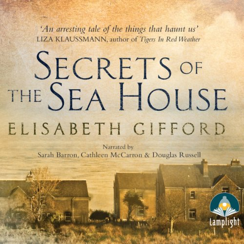 Secrets of the Sea House audiobook cover art