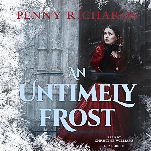 An Untimely Frost audiobook cover art