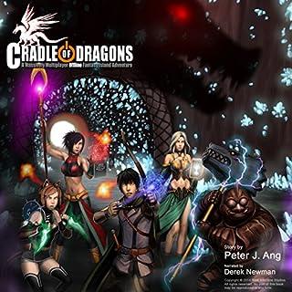 Cradle of Dragons audiobook cover art