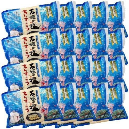 石垣の塩ちんすこう (袋) 30個入り×20個セット