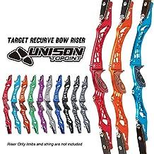 TOPOINTARCHERY Unison Aluminum CNC Milling Recurve Bow Riser 25